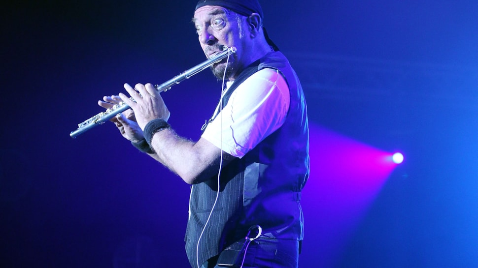 Ian Anderson on Jethro Tull\'s New Album