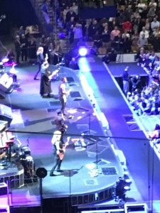 The Boss and the E Street Band hit the stage