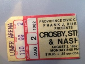 One of the many CSN shows I've had the honor of attending.
