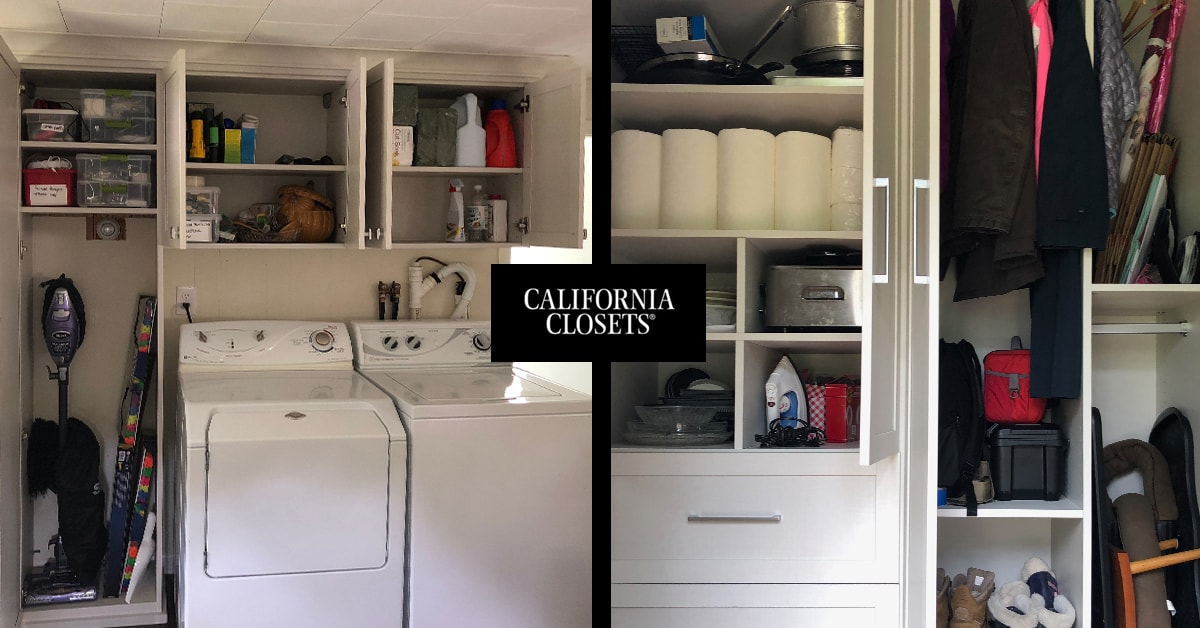 LBF Loves Her New California Closet