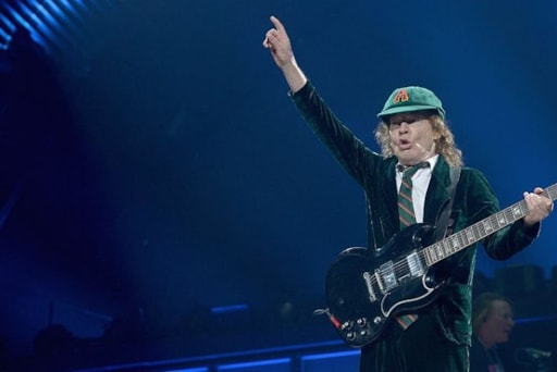who is angus young