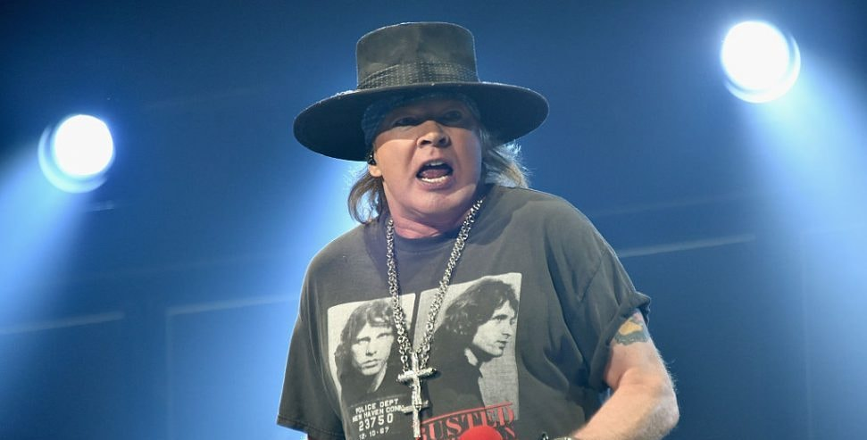 Guns N' Roses Show Cut Short After Axl Rose Gets 'Severely Ill'