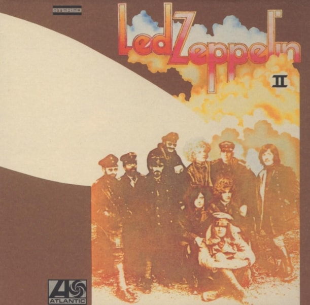 "Side one of 'Led Zeppelin II' closed with the beautiful love song ""Thank You,"" but when you flipped over to side two, listeners were greeted by this tale of lust coupled with another monster riff and solo from Jimmy Page. (EB)"