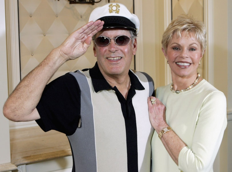 """Musician Daryl Dragon, best known as the Captain from Captain and Tennille, died on January 2 at the age of 76 due to renal failure.  Captain and Tennille had a number of hits in the 1970s including """"Love Will Keep Us Together,"""" """"Do That To Me One More Time"""" and """"Muskrat Love."""""""
