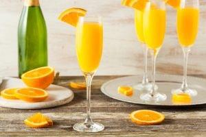 Orange Mimosas